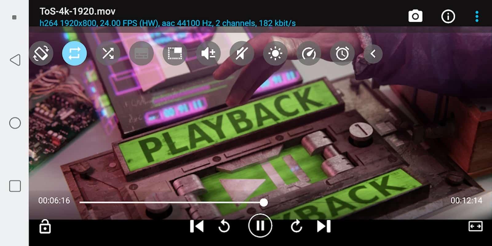 Изображение приложения BSPlayer