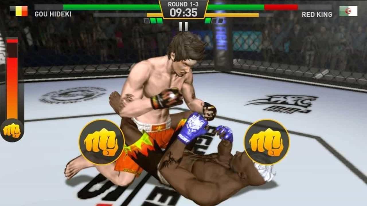 Fighting Star изображение 1
