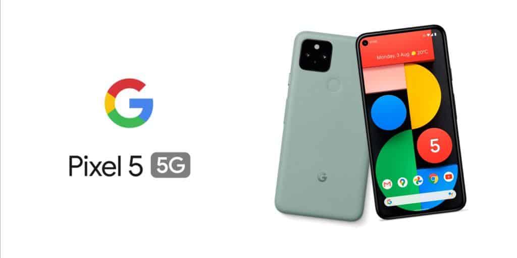 Изображение Google Pixel 5 14