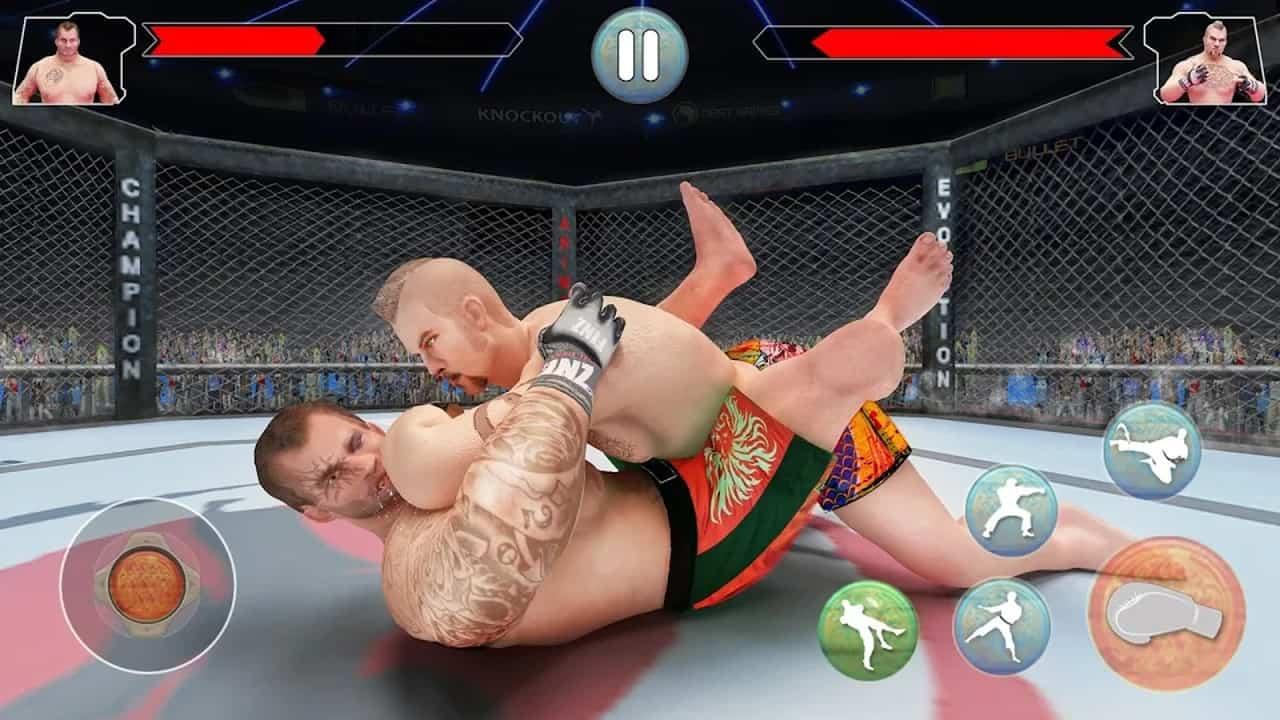 Мастер боевых искусств изображение 1