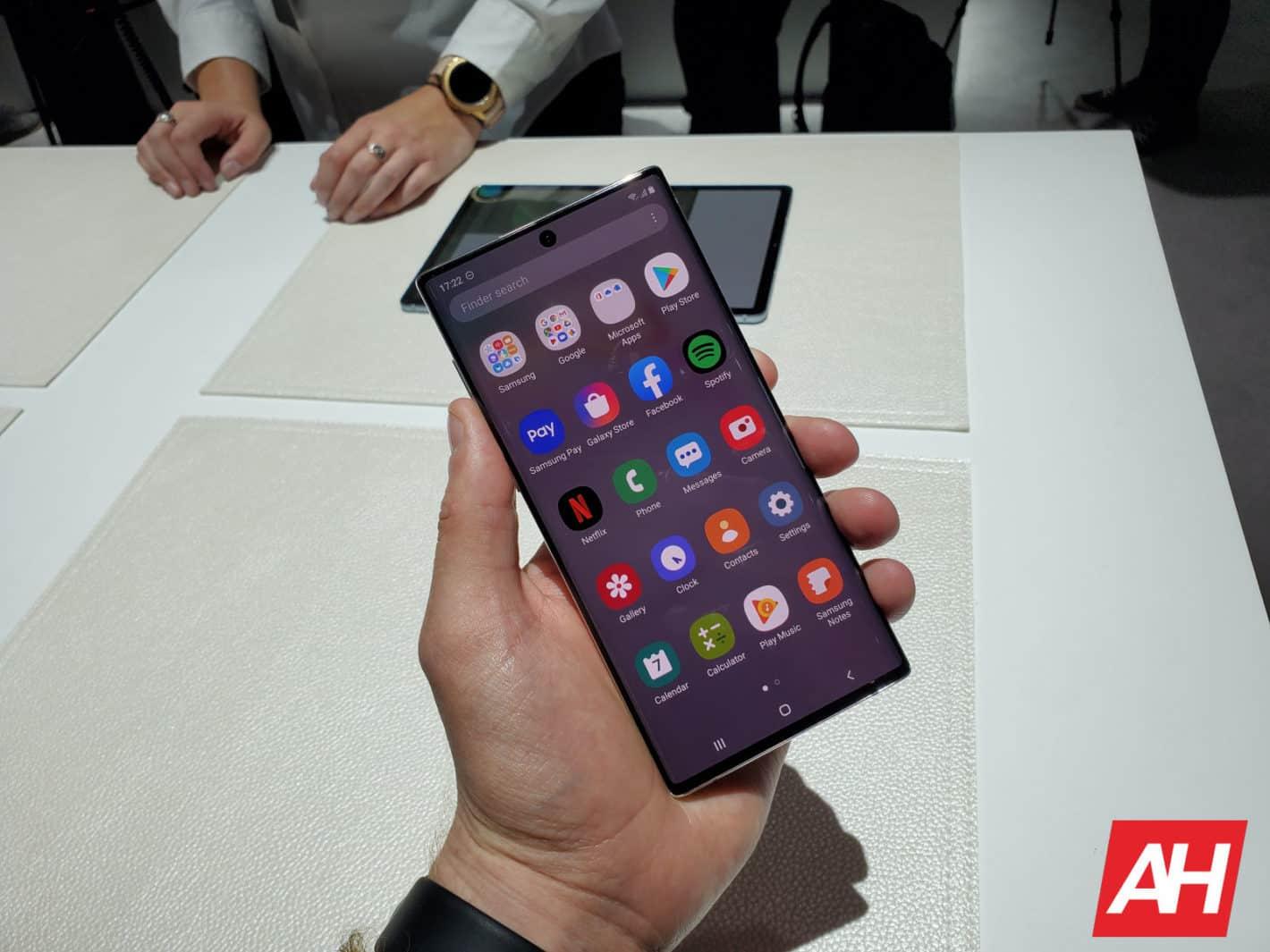 Samsung Galaxy Note 10 AH 2019 17
