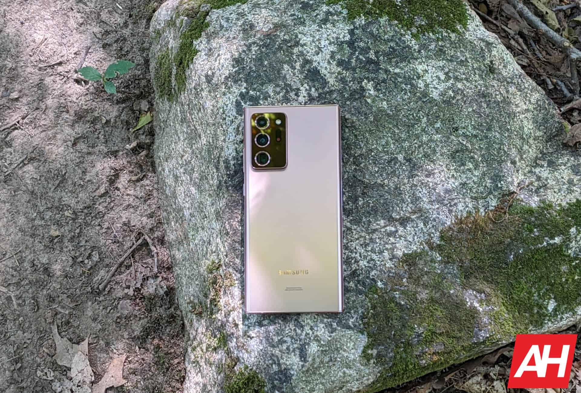 Обзор Samsung Galaxy Note 20 Ultra AM AH 9